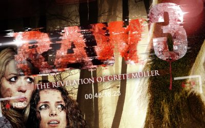 Raw 3: The Revelation of Grete Muller (2015)